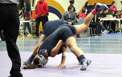 Girls Wrestling