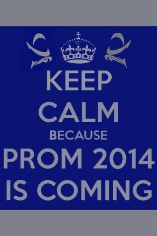 Take it easy to make prom, prom-tas-tic!