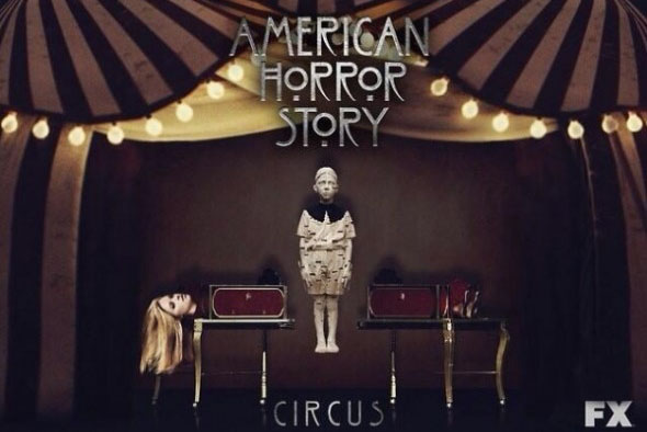 'American Horror Story' season four; 'Freak Show'
