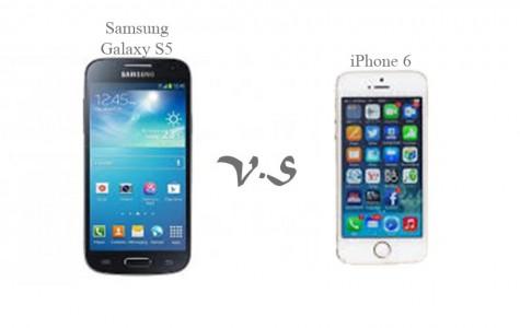 Samsung v. iPhone