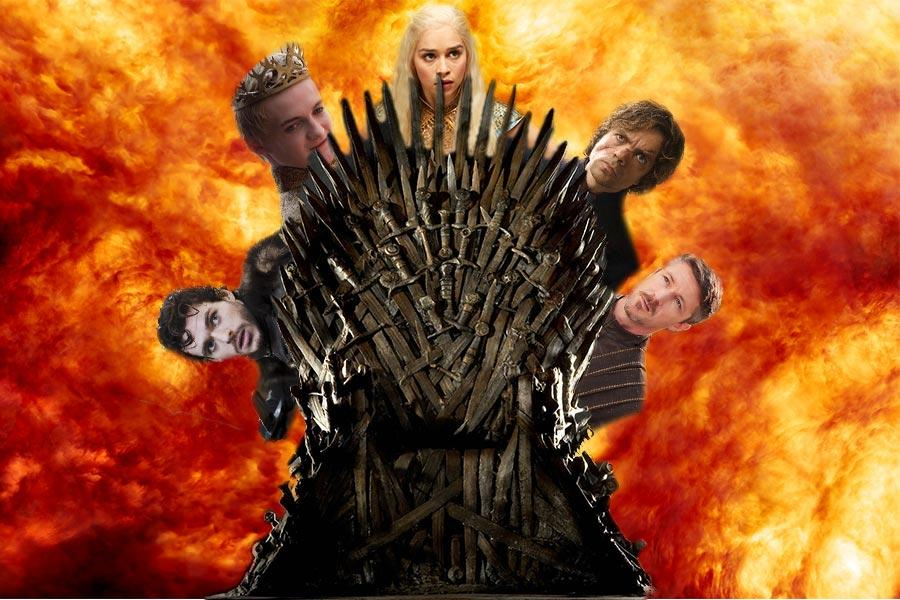 Game of Thrones: season 5, and going strong