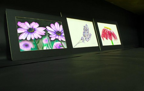 Student art donations to aid several organizations