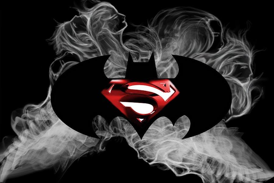 Batman vs. Superman: Comic heroes clash at last