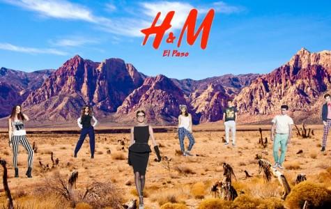 H&M finally opens its doors