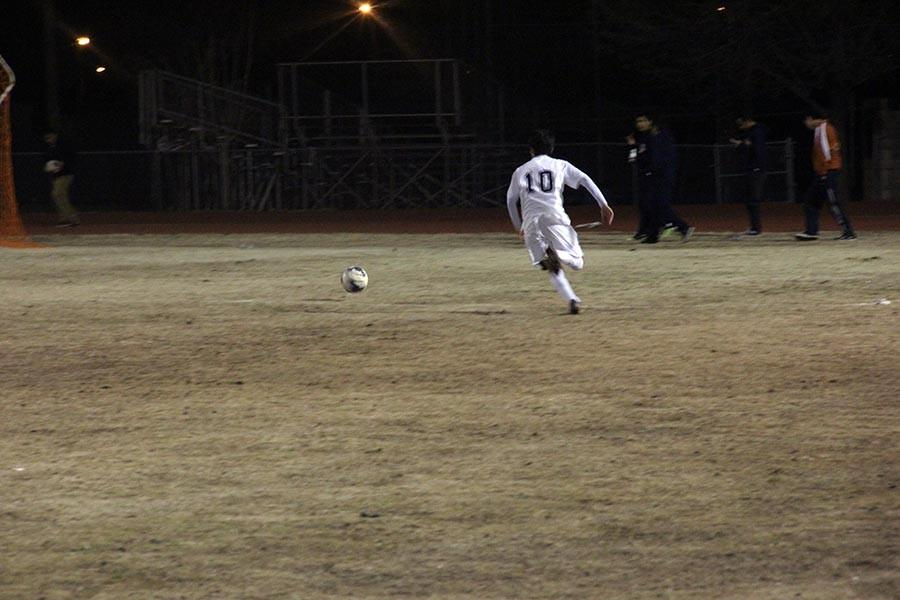 Del Valle took the big win 4-0