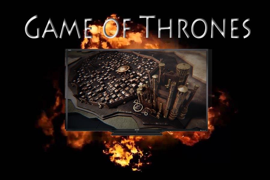 Season 5 Game of Thrones spoiler alert