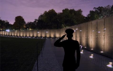 Guest speaker shares Vietnam War experience