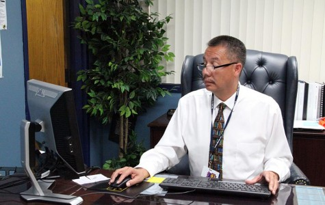 New principal energizes the school year