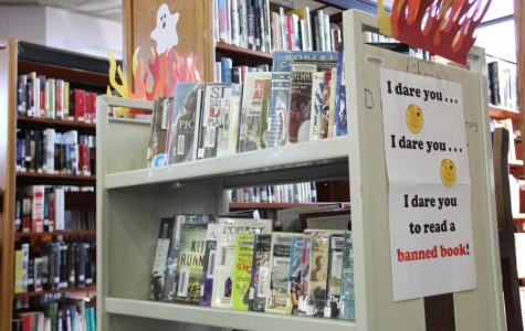 Library celebrates Banned Book Week