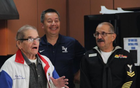 School honors Veterans with breakfast