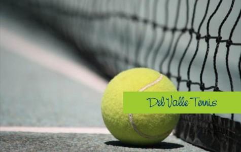 Tennis teams in the swing