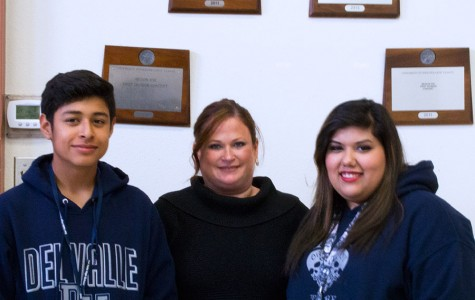 Choir students compete in Area