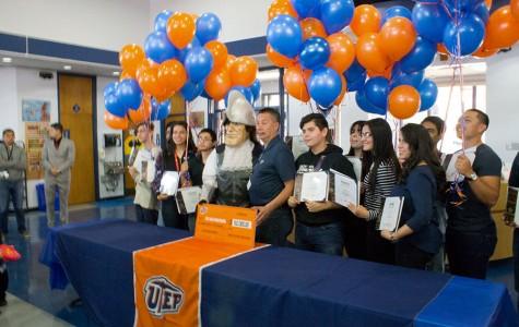 Students awarded UTEP scholarships