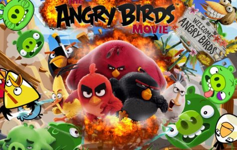 'Angry Birds,' from app game to movie
