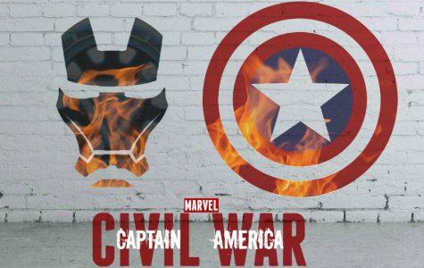 Heroes collide in 'Civil War'