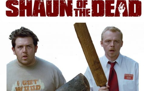 Shaun of the Dead, gory love story