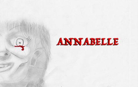 Creepy, creepy Annabelle