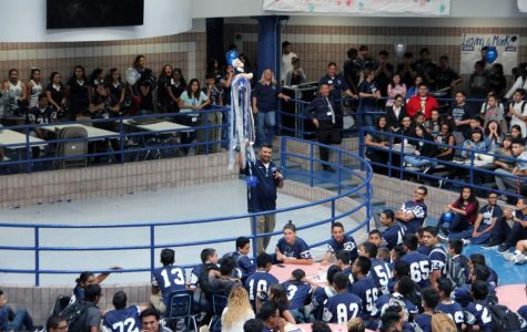 Morning pep rallies a popular trend