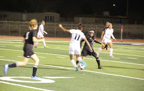Girls Varsity Soccer vs. Horizon 2017