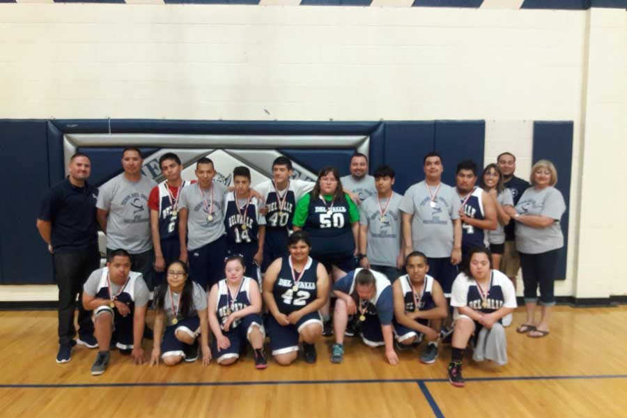 Basketball team brings home the Gold