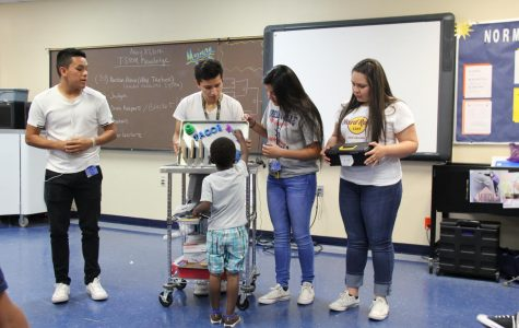 3D Design project geared to meet Partner's in Education Autism need