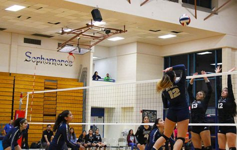 Volleyball team faces tough season