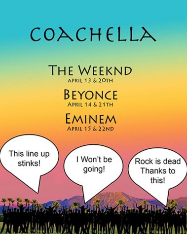 Coachella lineup stirs up controversy