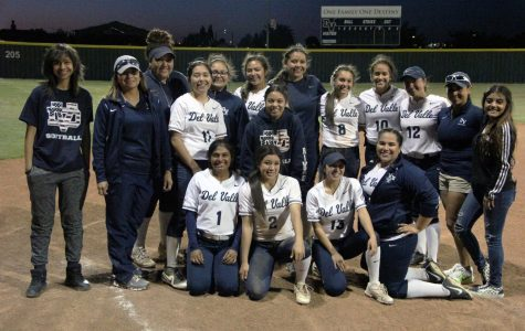 Softball team battles, falls short of playoffs