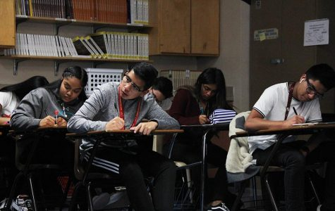 AP classes prove challenging