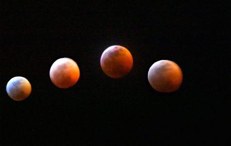 Super Wolf Blood Moon Eclipse