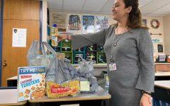 Teacher initiates food drive to help Juarez Colonia