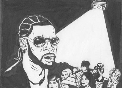 Defending R. kelly, a blind argument