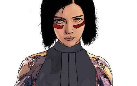 Alita: Battle Angel from manga to movie