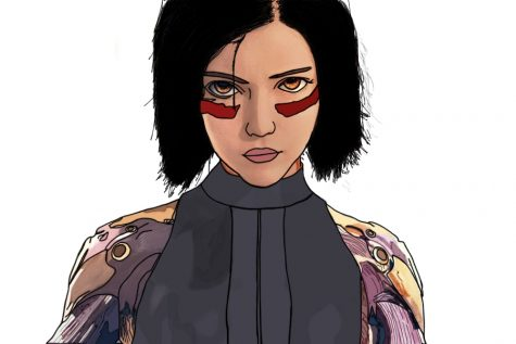 Alita: Battle Angel from manga to movie