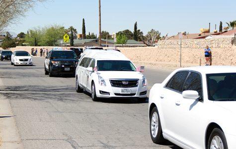 Deputy Peter Herrera Funeral Procession