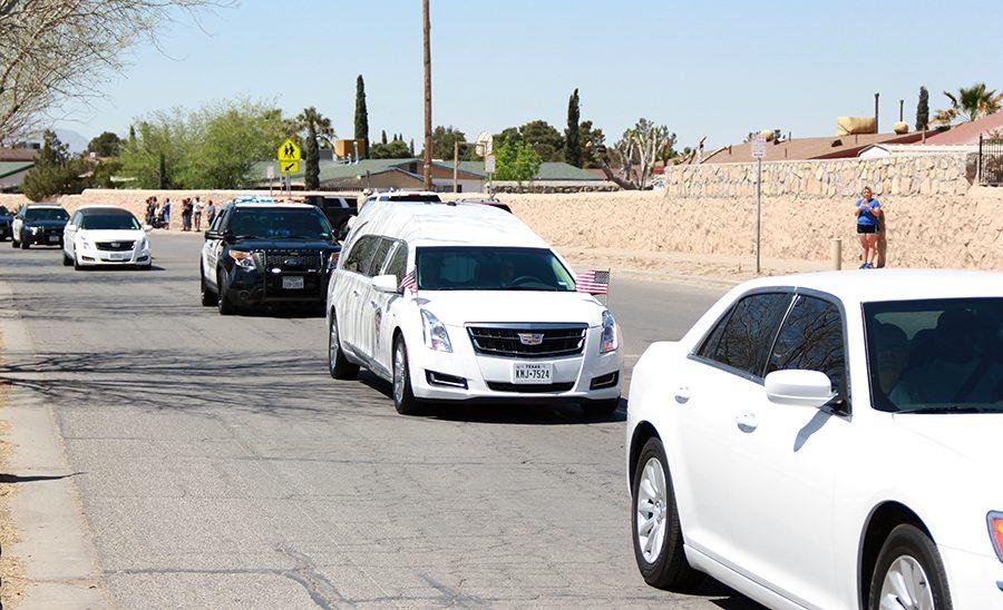 Deputy+Peter+Herrera+Funeral+Procession