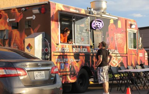 The Rush of the food… trucks