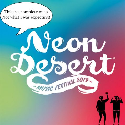 Neon Desert returns amid storms of controversy