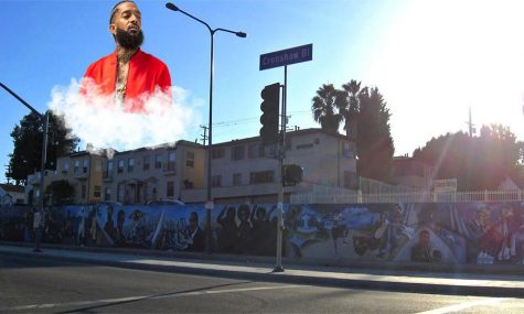 Nipsey Hussle, hero to Crenshaw
