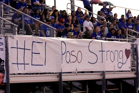 Community unites for #El Paso Strong