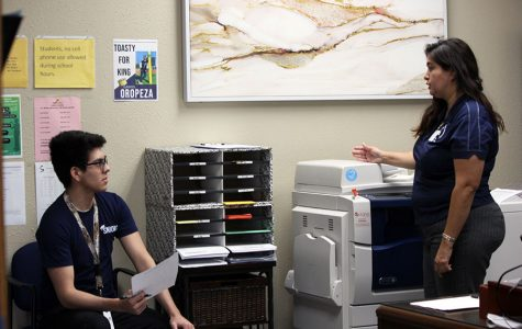 Student schedule changes time consuming, complicated