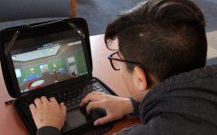 Chromebooks, a digital textbook with drawbacks