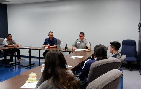 Principal's Advisory Committee, a  select group