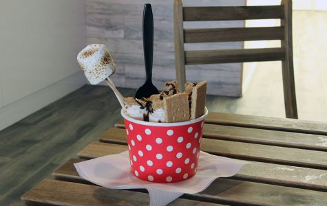 New store brings a sweet taste of rolled ice cream