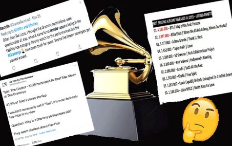 Grammy nominations, hit and miss