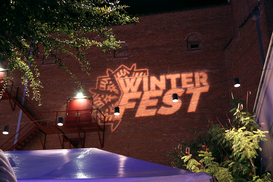 Winterfest+logo+is+projected+on+walls+all+around+the+skating+rink