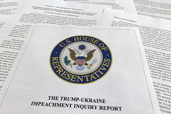 Breaking down Trump's Impeachment what's next?