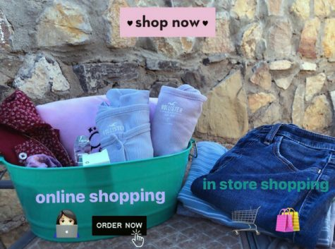Online shopping has arrived, is here to stay