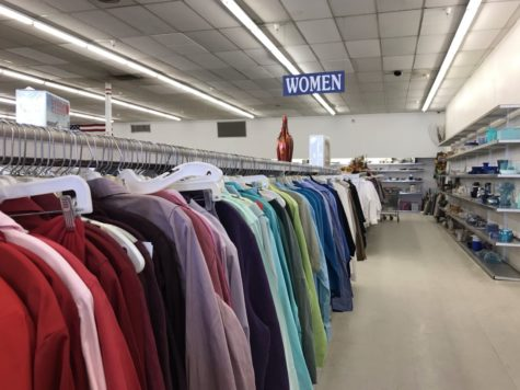 The Family Thrift Store offers three discounted color tags.