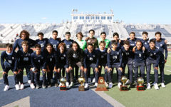 The boys soccer team and all their Accolades from this season